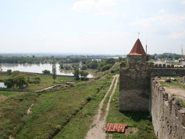 Malownicze widoki nad Dniestrem i Orheiul Vechi