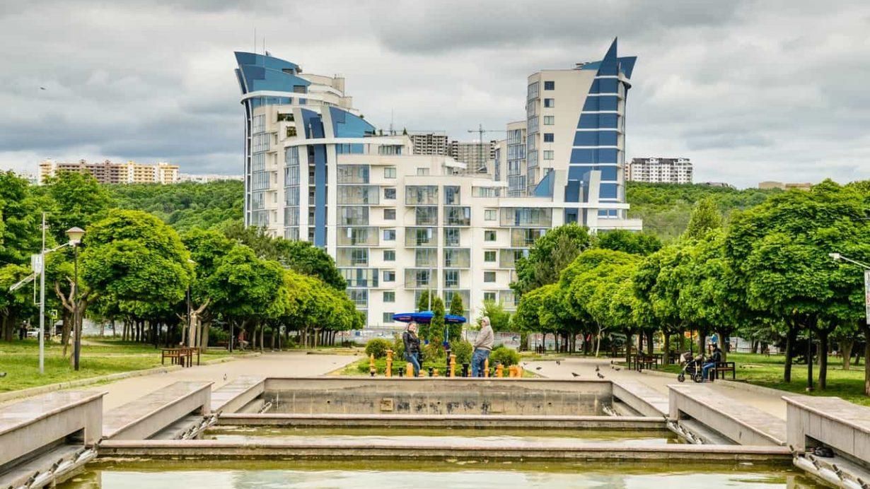 Hotel w Moławii