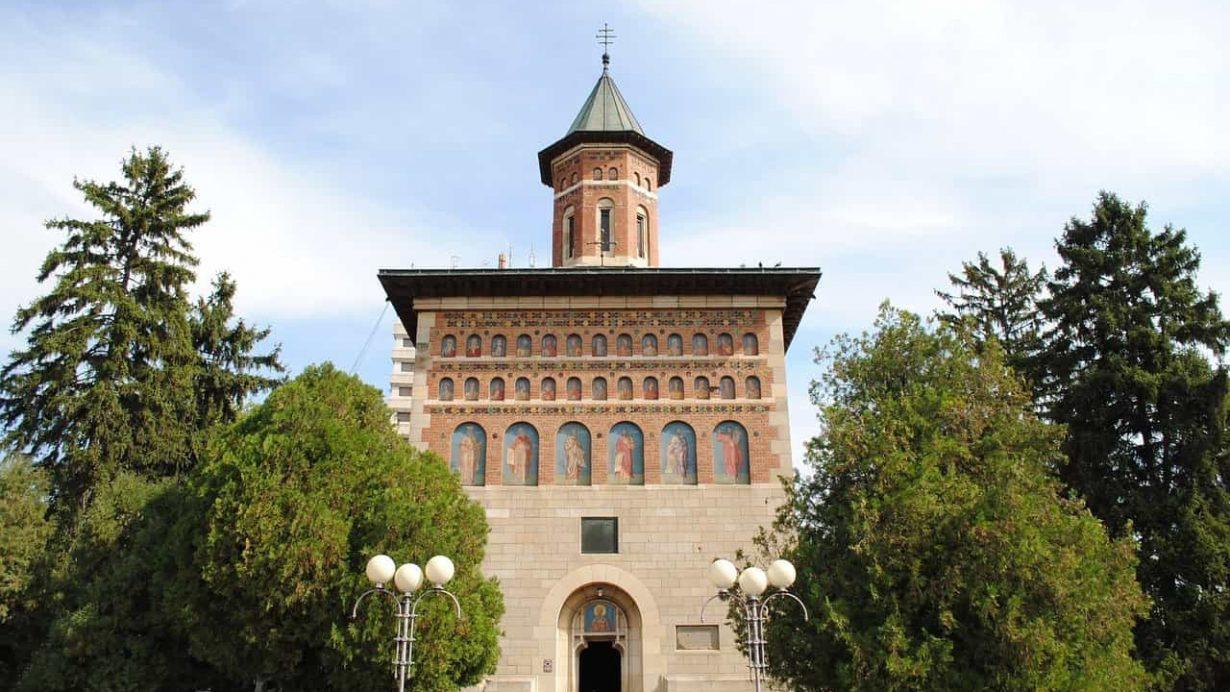 Kościół w Mołdawii