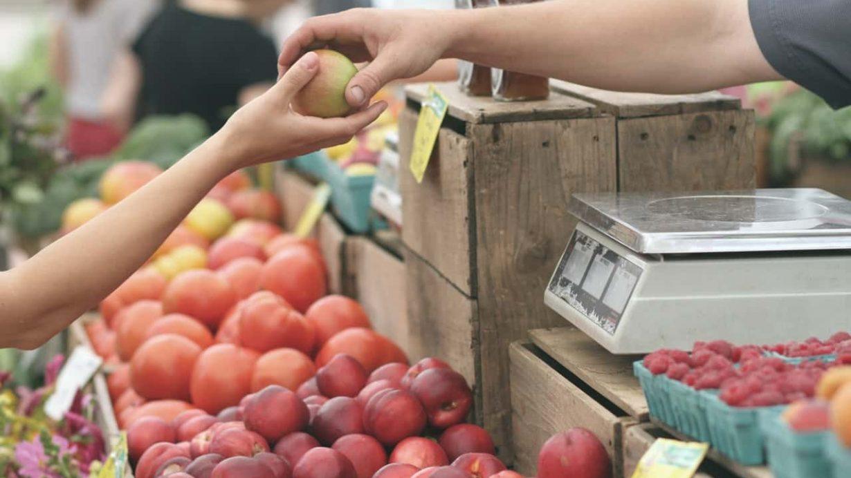 Market w Moławii