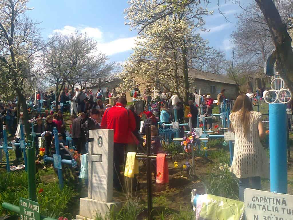 Wielkanoc w Mołdawii